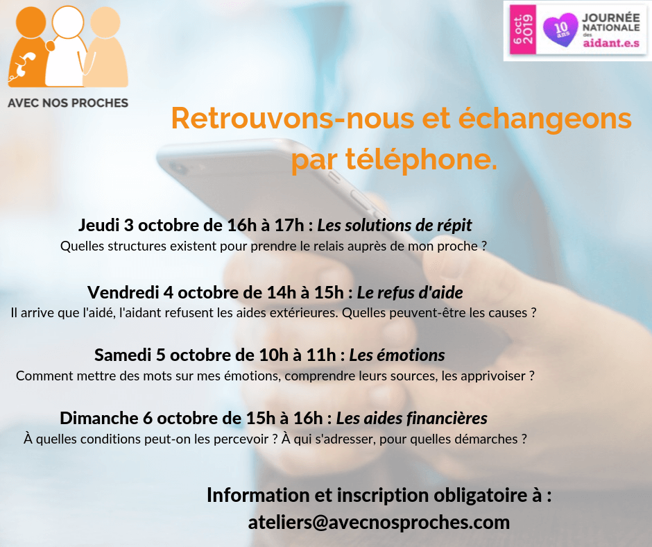 programme journee nationale aidants